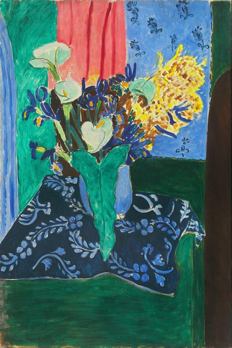 Картинки по запросу henri matisse vase with fruits